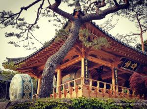 Seoul, Bongeunsa Temple