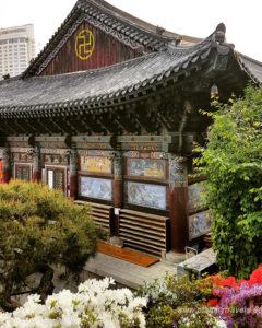 Seoul_Bongeunsa Temple