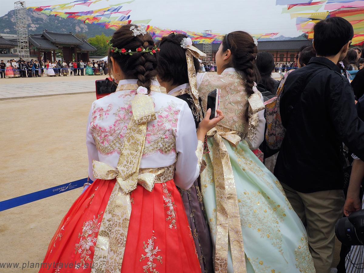 Gyeongbokgung Palace Seul najważniejsze atrakcje, przewodnik, Seul, Korea Południowa, plan podróży, travel