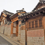 Seoul South Korea Bukchon Hanok Village
