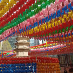 Jogyesa temple symbol of Korean Buddhism