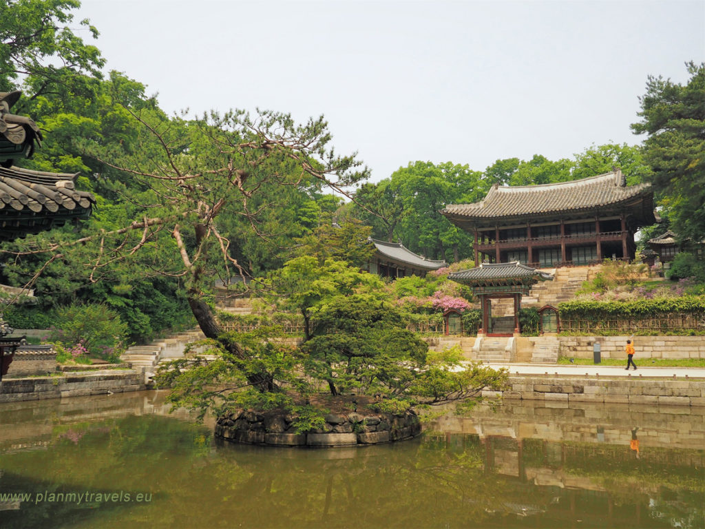 Seoul Changdeokugung Palace, Secret Garden, Seoul, South Korea, travel plan, must-see places