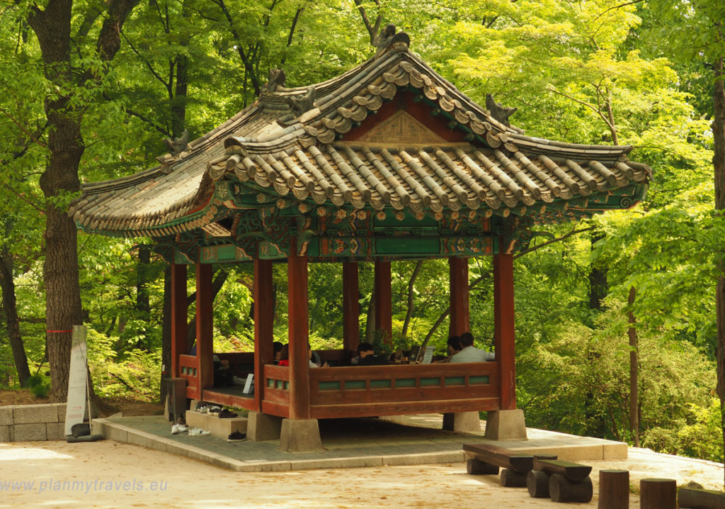 Seoul – the most important tourist attractions Changdeokugung Palace, Secret Garden, Seoul, South Korea, travel plan, must-see places