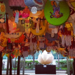 Seoul South Korea Lantern Festival