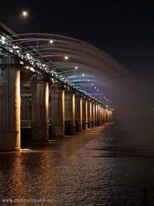Seul, Korea Południowa, Banpo Bridge, Seul, Korea Południowa, Banpo Bridge, Seul jak spędzić czas wolny