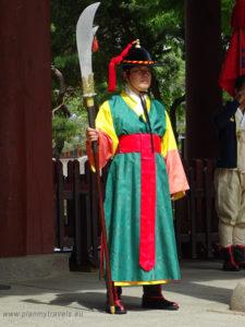 Korea Południowa, Seul, pałac Deoksogung siedziba cesarza, Seul jak spędzić czas wolny