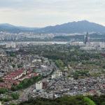 Korea Południowa. góra Namsan, N-Seoul Tower