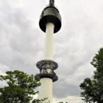 Korea Południowa, góra Namsan, N-Seoul Tower, Seul jak spędzić czas wolny