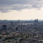 Korea Południowa. góra Namsan, N-Seoul Tower, Seul jak spędzić czas wolny