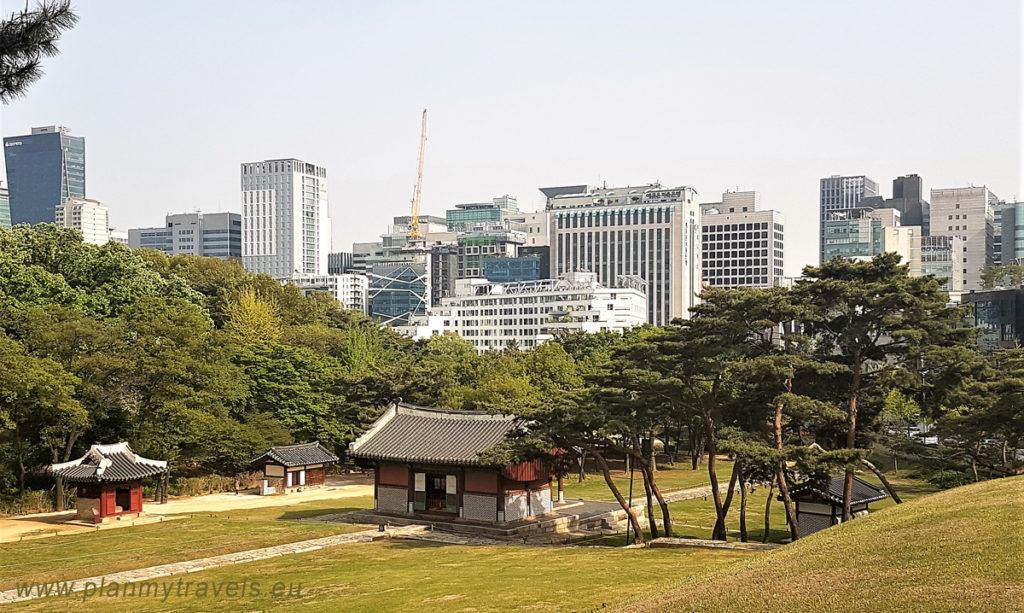Korea Południowa, Seul. królewskie grobowce z dynastii Joseon, Seul jak spędzić czas wolny