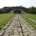 Korea Południowa, Seul. królewskie grobowce z dynastii Joseon