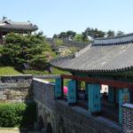 Korea Południowa, twierdza SuwonSuwon, Forteca Hwaseong