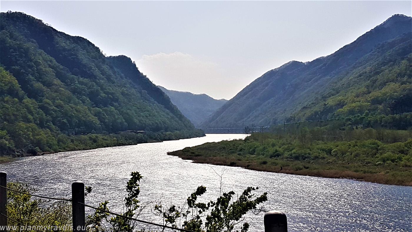 Korea Południowa, Wyspa Nami i Petit France, Gangchon Rail Park