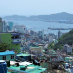 South Korea, Busan, Gamcheon Culturale Village, Art Village, Busan - summer capital of South Korea