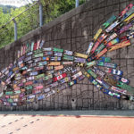 South Korea, Busan, Gamcheon Culturale Village, Art Village