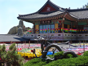 South Korea, Busan, Haedong Yonggung Temple, Busan - summer capital of South Korea