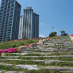 South Korea, Busan, Oryukdo Skywalk, Busan - summer capital of South Korea