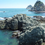 South Korea, Busan, Oryukdo Islands, Busan - summer capital of South Korea