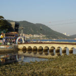 South Korea, Busan, Songdo Beach, Busan - summer capital of South Korea
