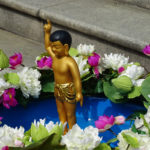 South Korea, Buddha's birthday celebrations, Seokgatansinil