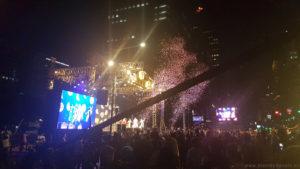 Lotus Lantern Festival, Post-Parade celebrations, Seoul South Korea