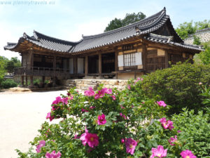 South Korea; Gyeongju, Yangdong Village