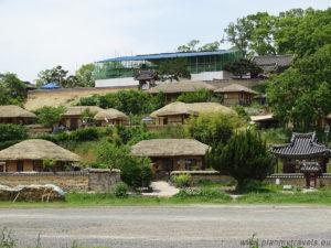 South Korea; Gyeongju, Yangdong Village