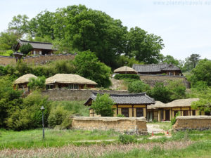 South Korea, Gyeongju Historic Areas, Yangdong Village