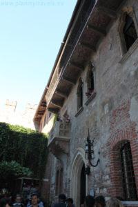 Werona, Włochy, Romeo i Julia