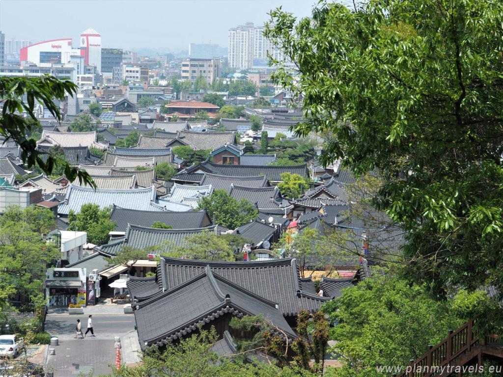 South Korea, Korea Południowa, Jeonju, Omokdae