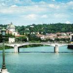 Italy, Verona, Adyga river