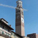 Italy, Piazza Erbe in Verona