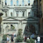 Italy, Verona, Porta Borsari