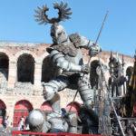 Italy, Verona Roman Amphitheatre