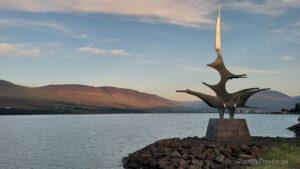 Islandia Północna, Akureyri