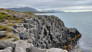 Iceland - tailor-made travel plan, PlanMyTravels.eu, North Iceland, Basalt Cliffs in Hofsos