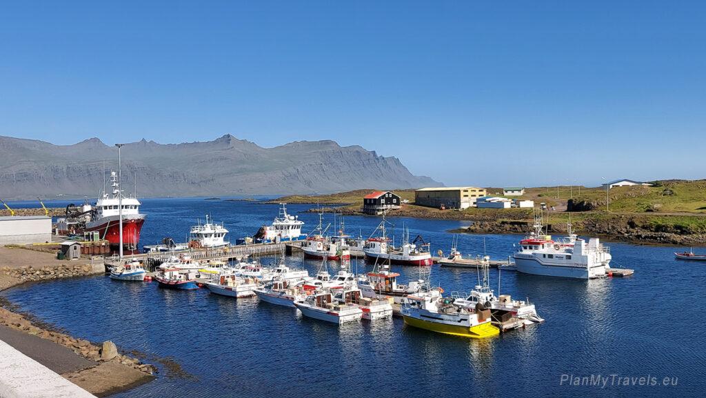 Iceland - tailor-made travel plan, PlanMyTravels.eu, Djupivogur