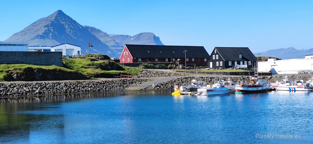 Islandia Wschodnia, Djupivogur