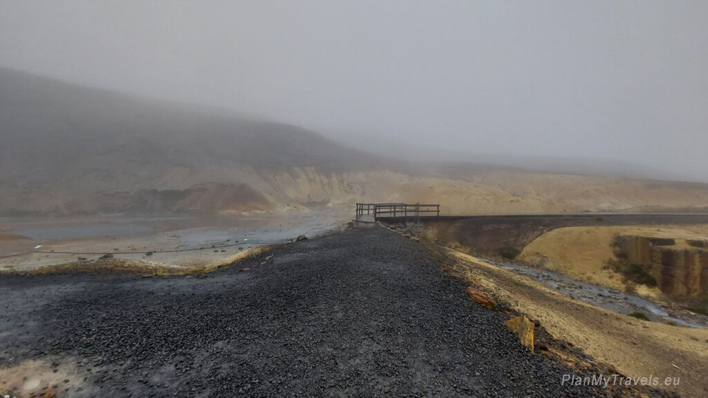Iceland, PlanMyTravels.eu,Geothermal area Krýsuvík