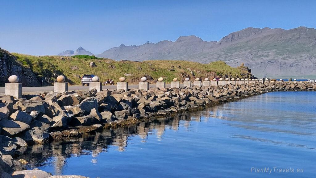 Islandia Wschodnia, Gledivik Eggs, PlanMyTravels.eu, Islandia autorski plan podróży