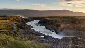 Iceland - tailor-made travel plan, PlanMyTravels.eu, Godafoss Waterfall