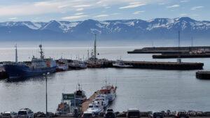 Islandia Północna, Husavik