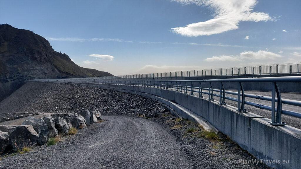 Islandia, Kárahnjúkar Hydropower Plant, zapora wodna, PlanMyTravels.eu, Islandia autorski plan podróży