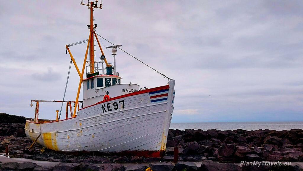 Islandia autorski plan podróży, Keflavik, PlanMyTravels.eu