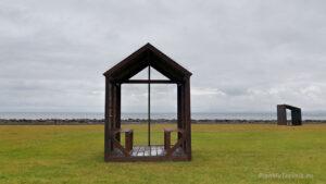Islandia autorski plan podróży, Keflavik