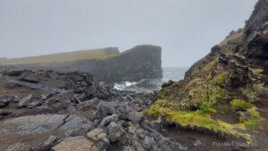 Islandia Południowa, Klify Valahnúkamöl