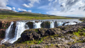 Iceland - tailor-made travel plan, PlanMyTravels.eu, North Iceland, Kolugljufur Canyon