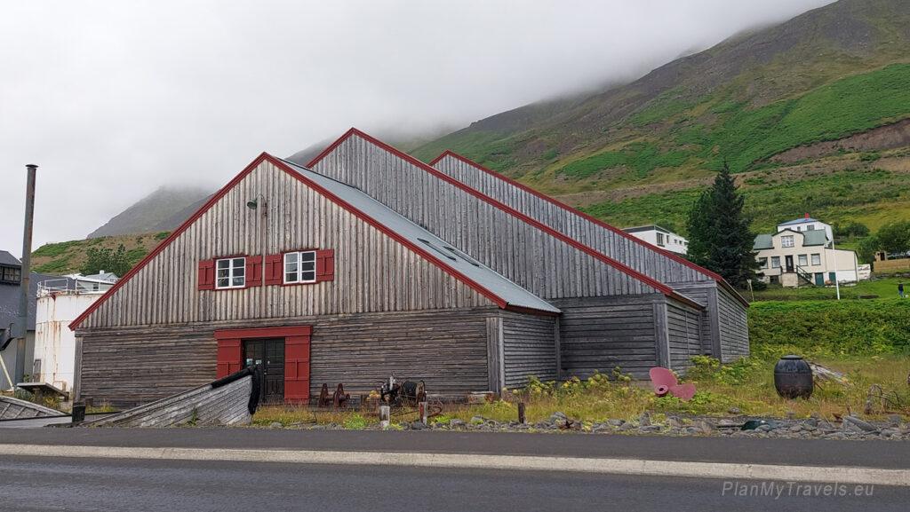 Islandia, Siglufjordur, Muzeum Ery Śledzia, PlanMyTravels.eu, Islandia autorski plan podróży