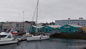 Islandia autorski plan podróży, Reykjavik, Stary Port