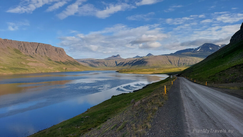 Iceland, PlanMyTravels.eu, North Iceland, Route 54